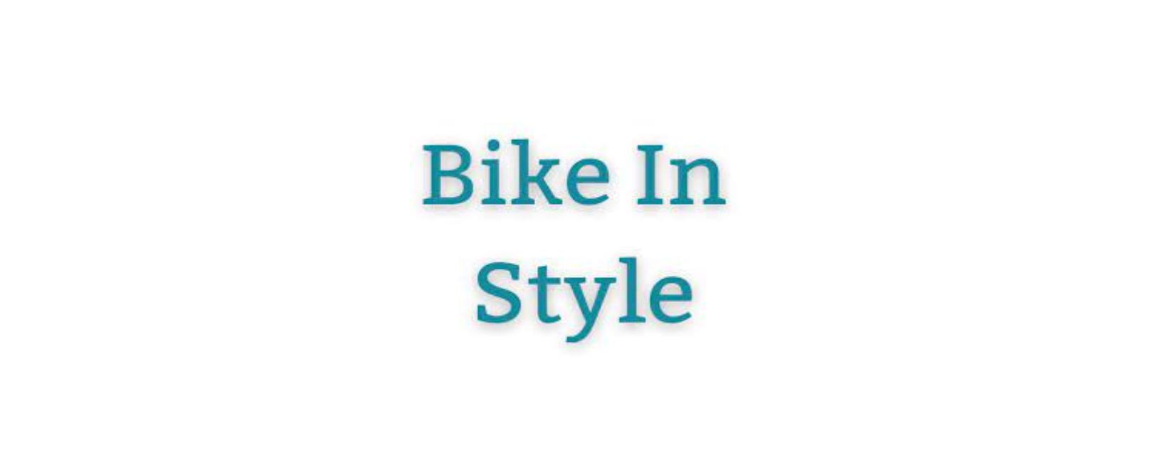 Bike In Style UK Discount Code 2021