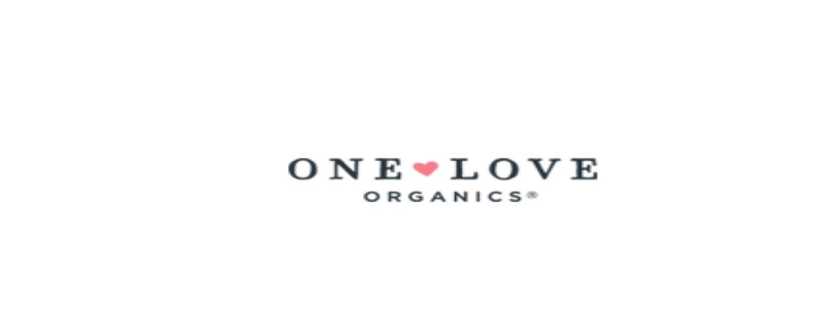One Love Organics Discount Code 2021