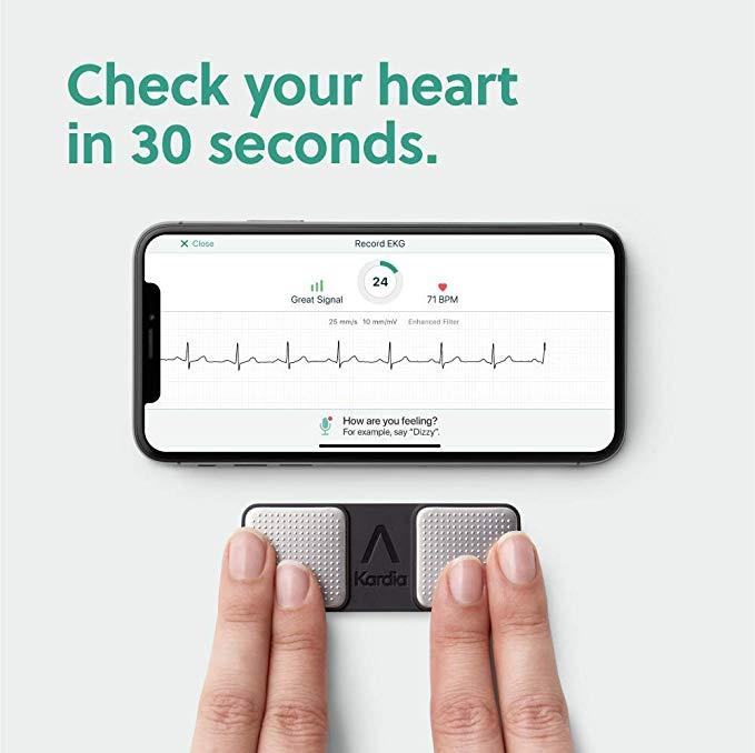 AliveCor Best EKG Personal Mobile Device Monitor