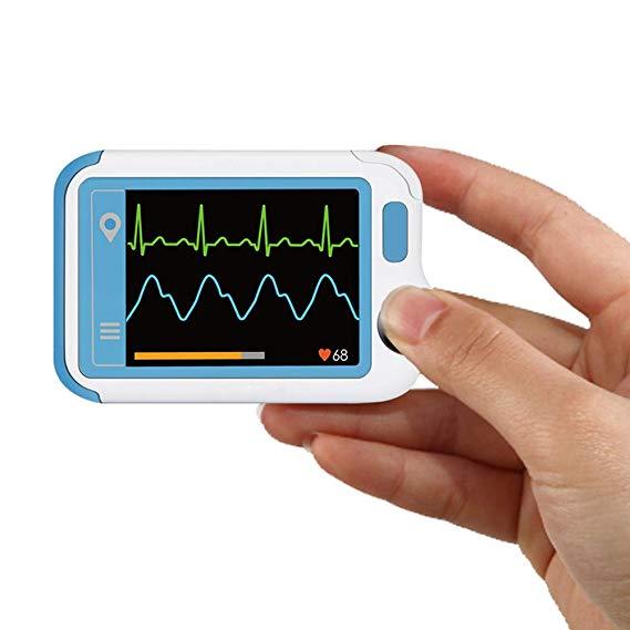 Viatom Best ECG/EKG Heart Health Tracker Monitor
