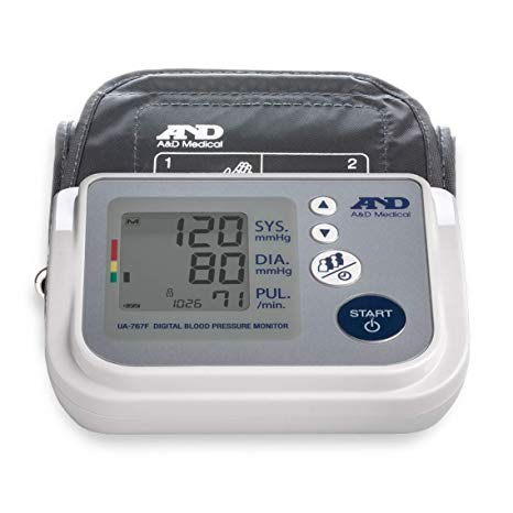 A&D Medical Upper Arm Blood Pressure Monitor
