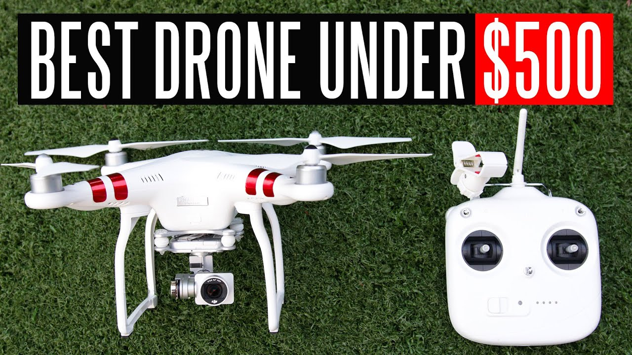 Best Drones Under $500- Reviews and Buyer's Guide