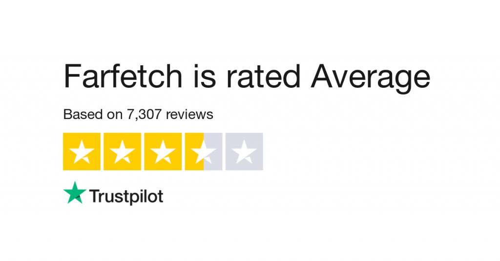 Farfetch Reviews 2019