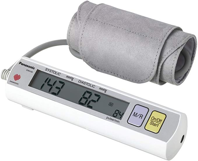 Panasonic Portable Blood Pressure Monitor