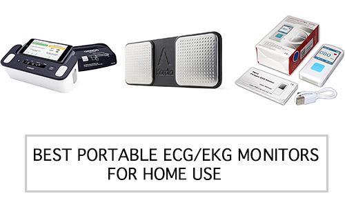 Best Portable Home ECG/EKG Monitors Reviews & Buyer's Guide