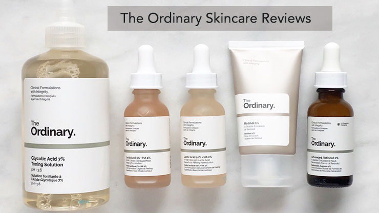 The Ordinary Skincare Reviews - Best The Ordinary Products 2021