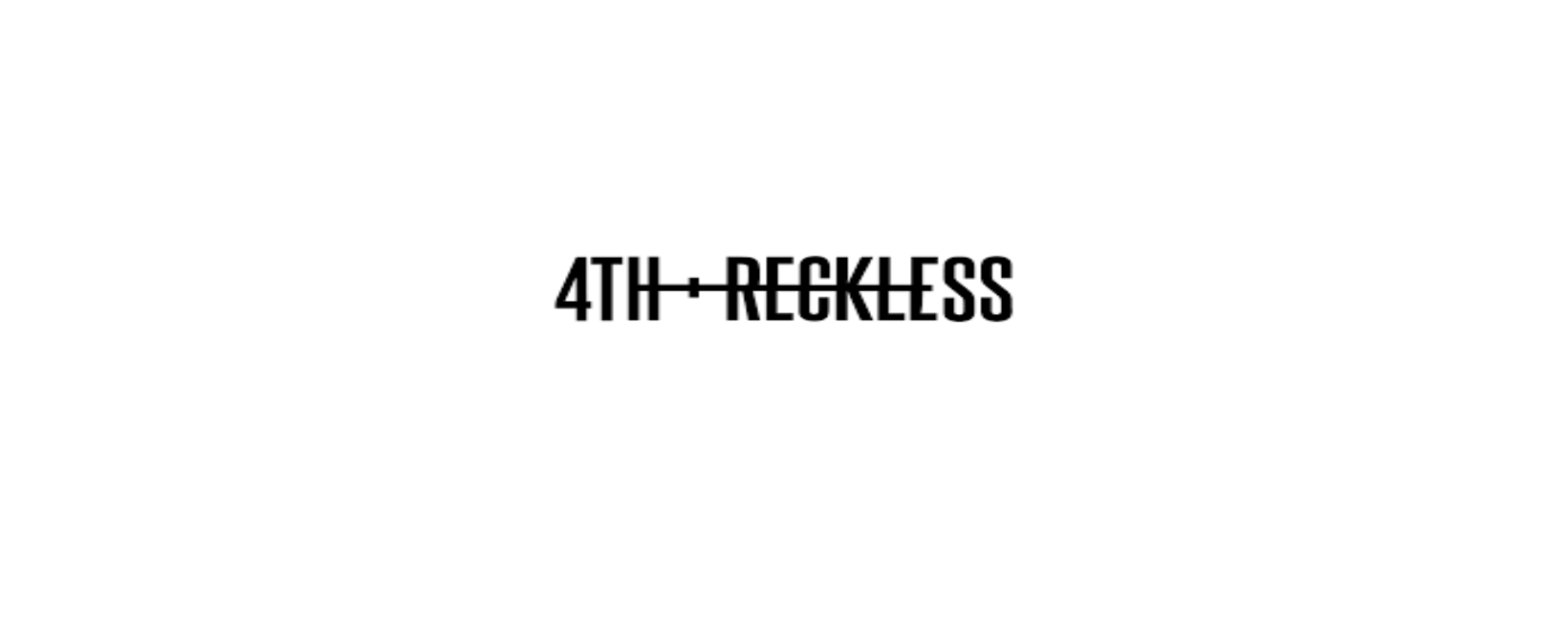 4th & Reckless Discount Code 2021