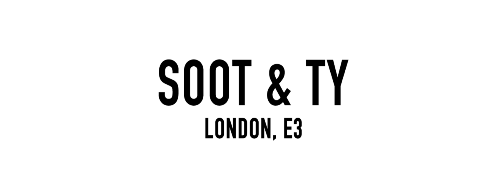 Soot and Ty UK Discount Code 2021