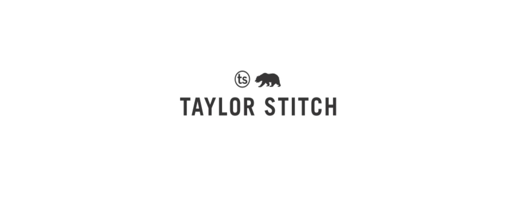 taylorstitch Discount Code 2021