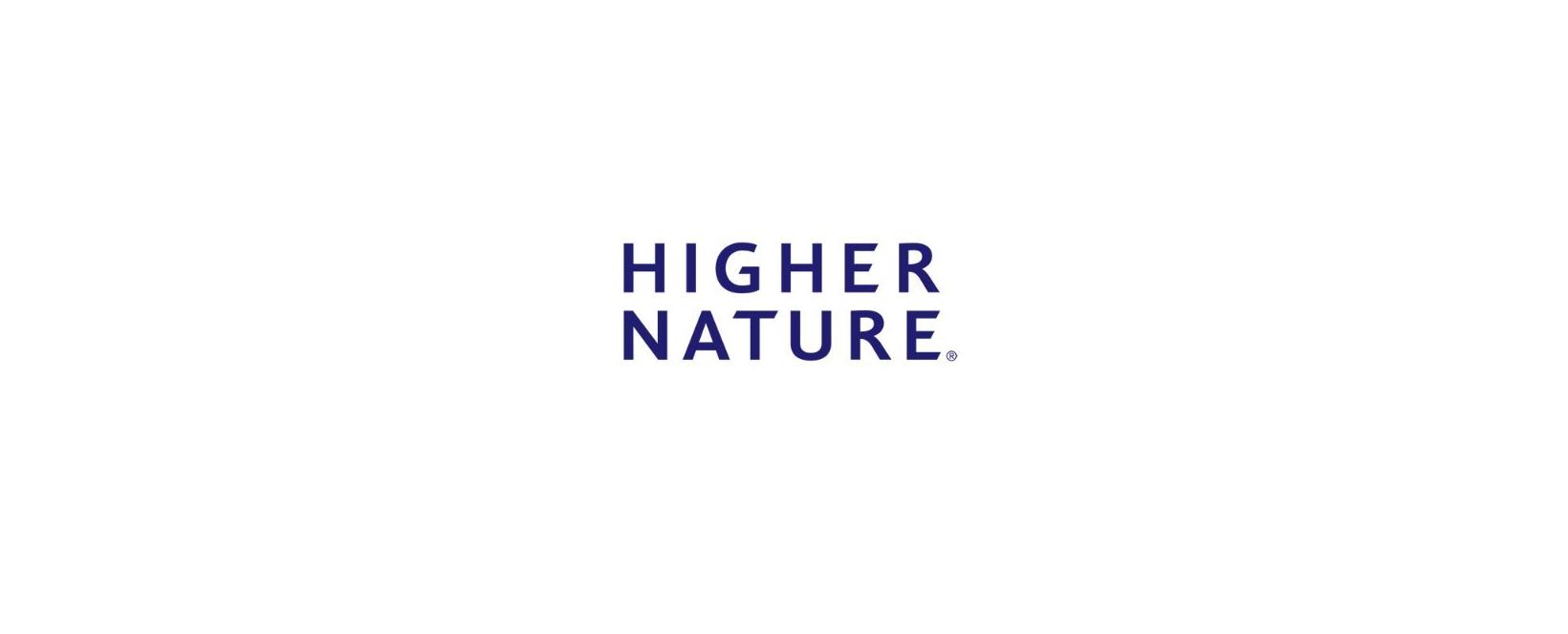 Higher Nature UK Discount Code 2021