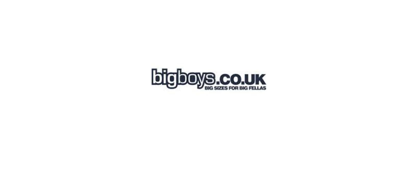 Big Boys UK Discount Code 2021