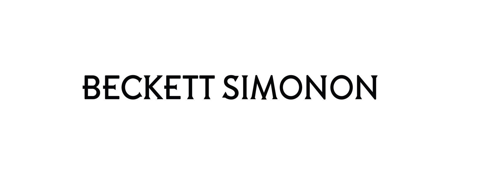 Beckett Simonon Discount Code 2021