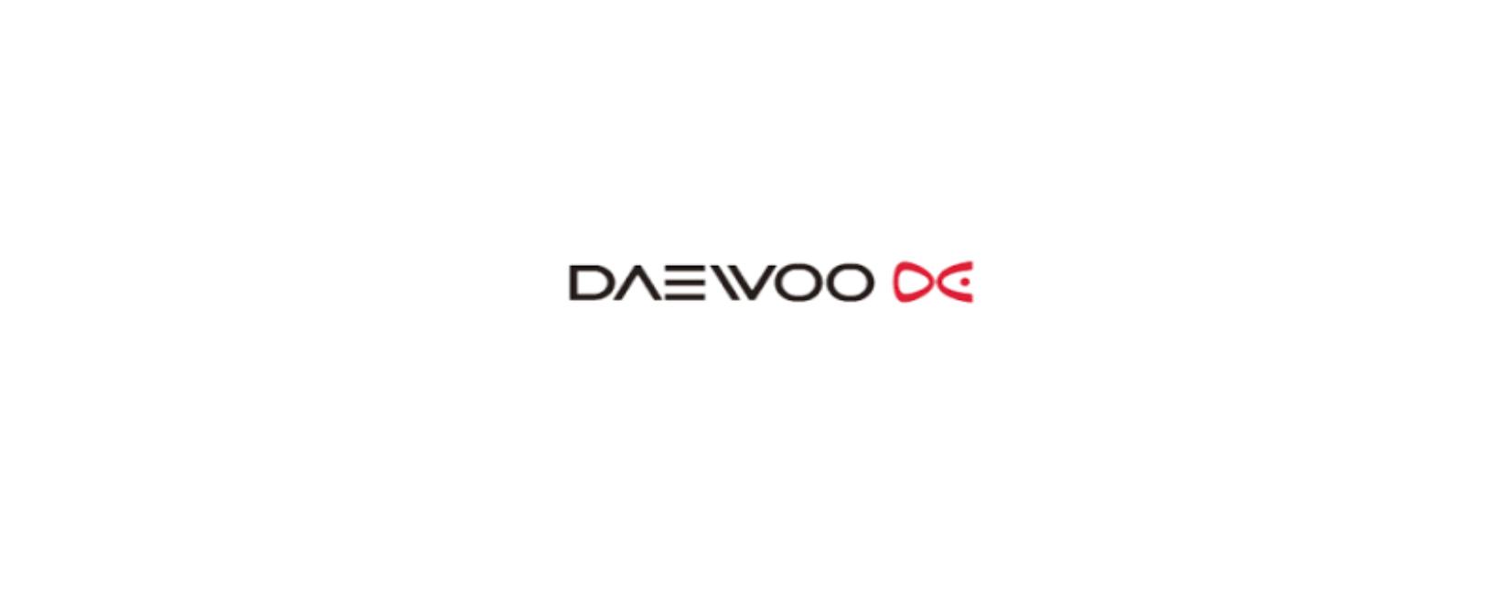 Daewoo Electricals UK Discount Code 2021