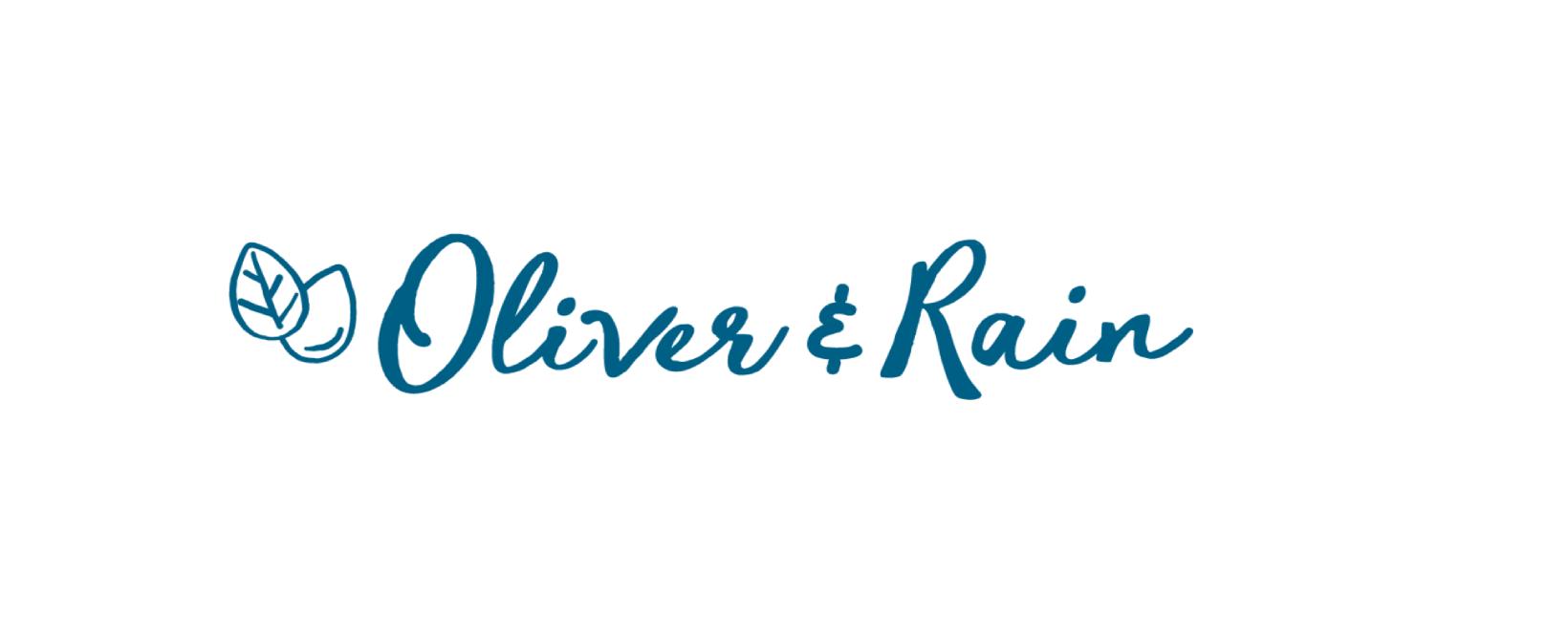 Oliver & Rain Discount Code 2021