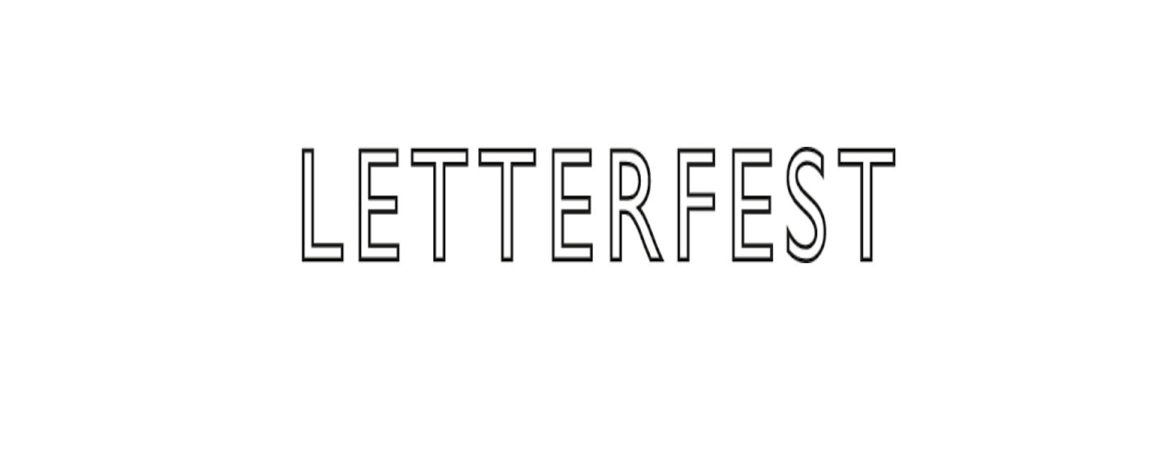 Letterfest UK Discount Code 2021