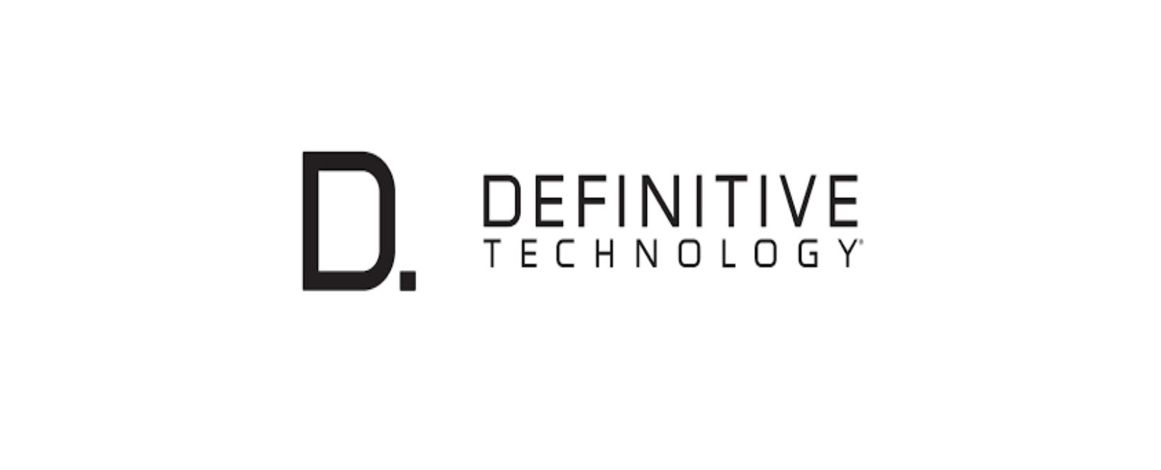 Definitive Technology Discount Code 2021
