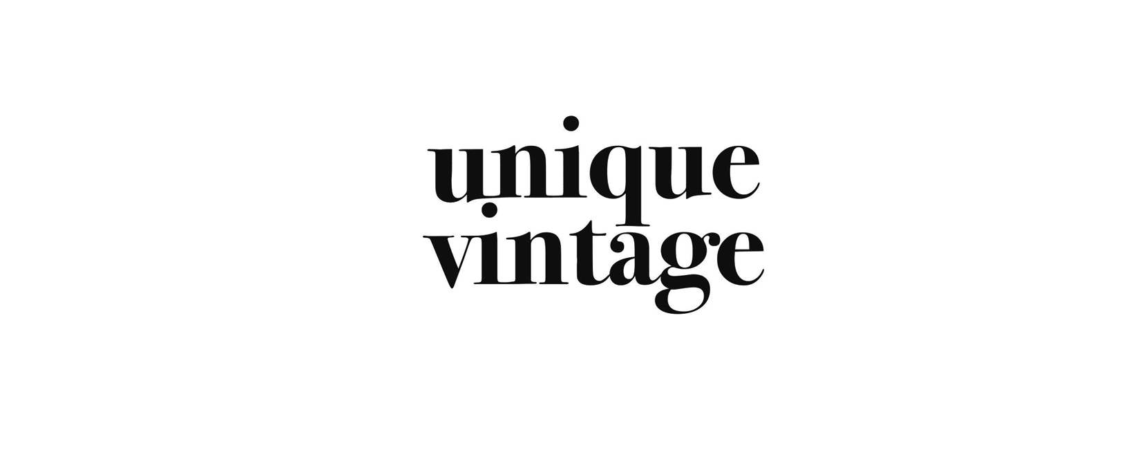 Unique Vintage Discount Code 2021