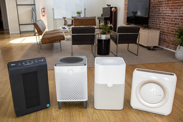 Best Air Purifiers for California Wild Fires Smoke