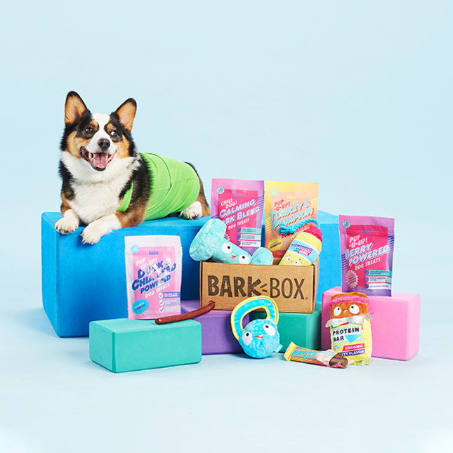 how does bark box work