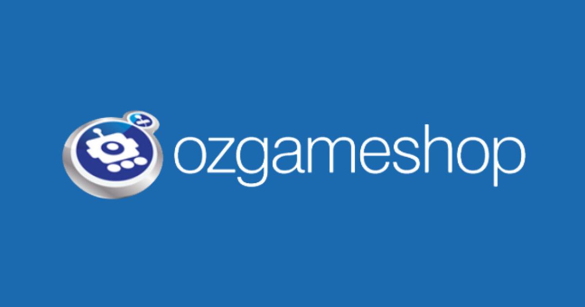 OzGameShop AU Discount Code 2021