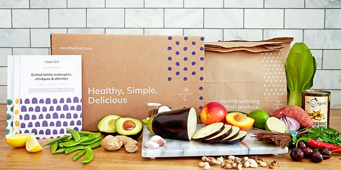 Mindful Chef Meal Box