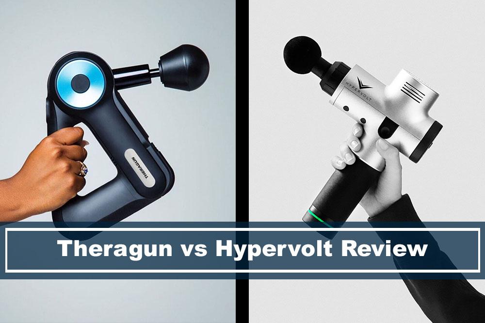 Theragun vs Hypervolt | Best Massage Gun Review