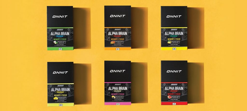 Onnit protein flavours