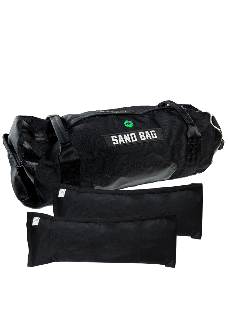 Onnit bag and accessories