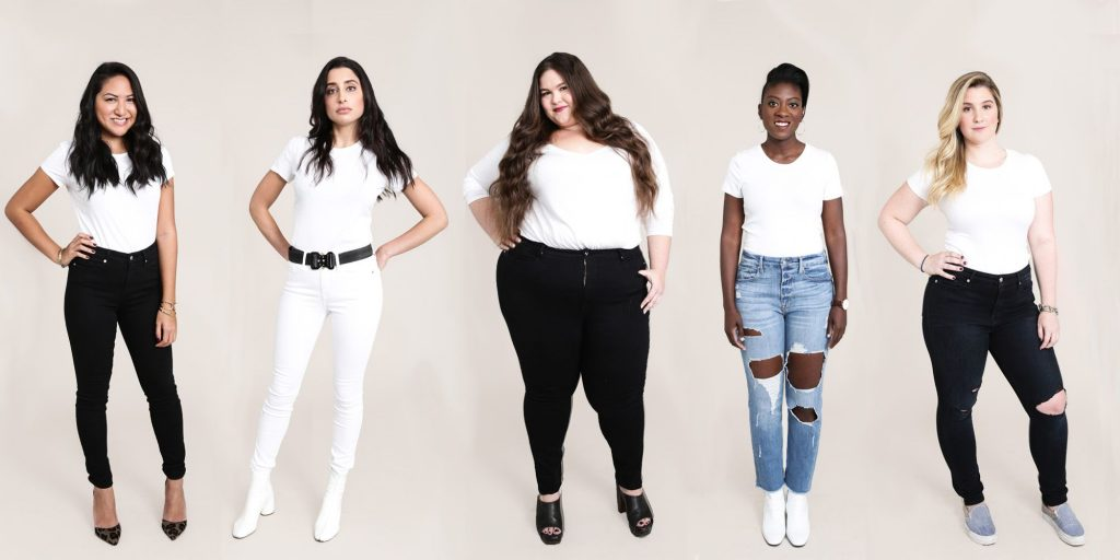 Good American - jeans for all