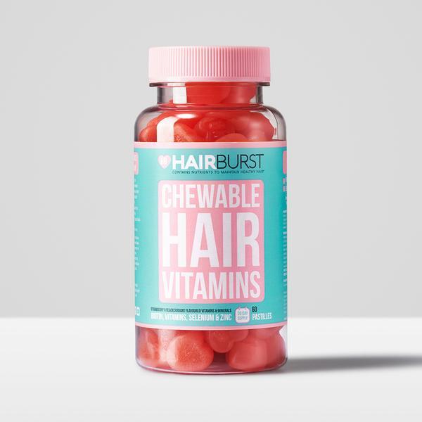 Hairburst chewable vitamins