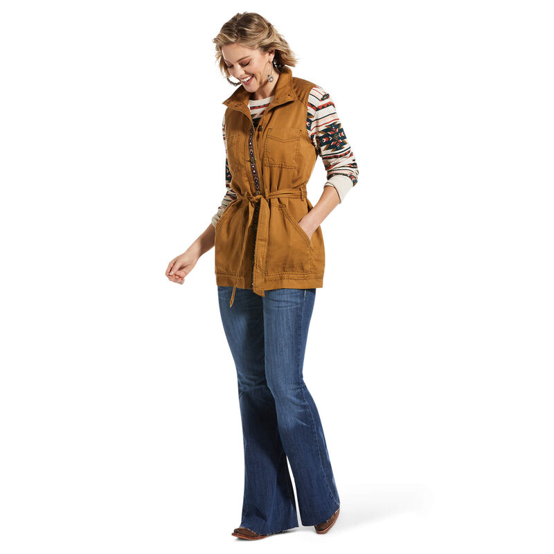 Ariat First Rodeo Vest