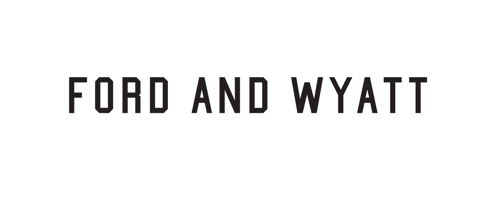 Ford And Wyatt Discount Code 2021