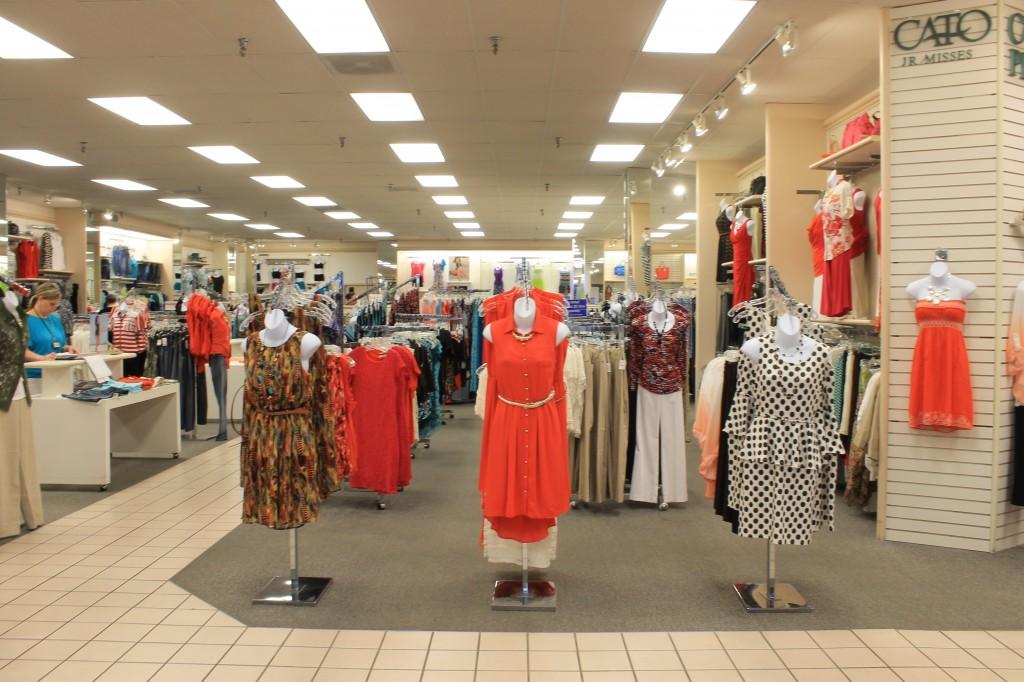 Cato Fashions store