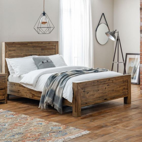 Happy Beds - wooden bed