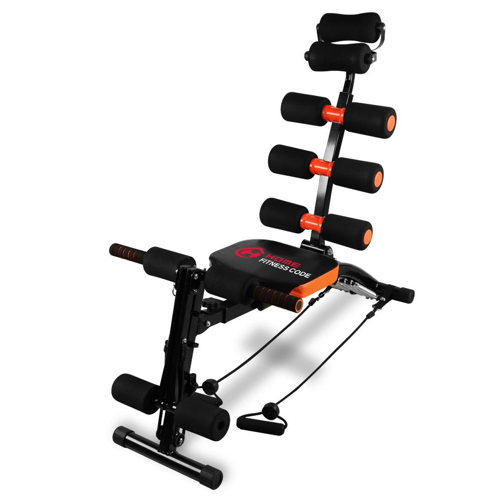 Home Fitness Code- abs trainer