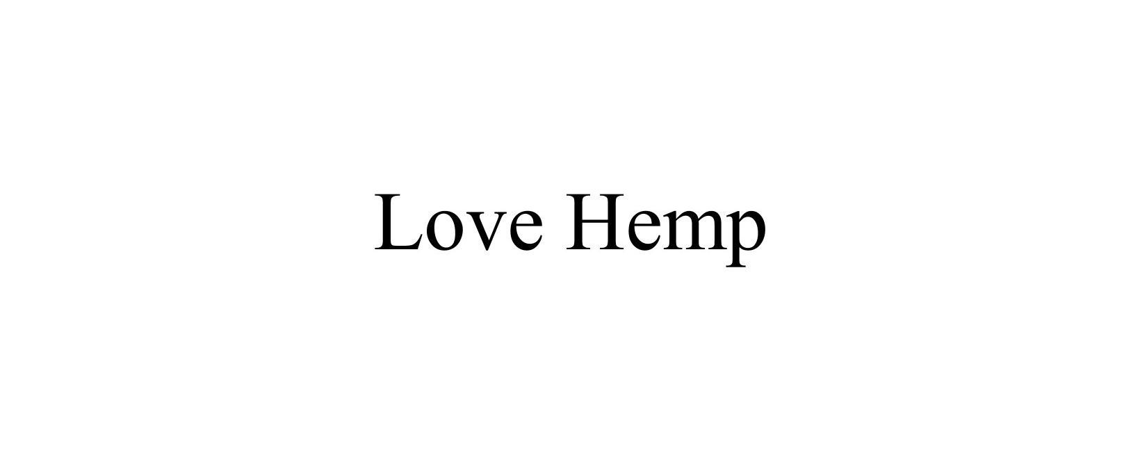 Love Hemp Discount Code 2021