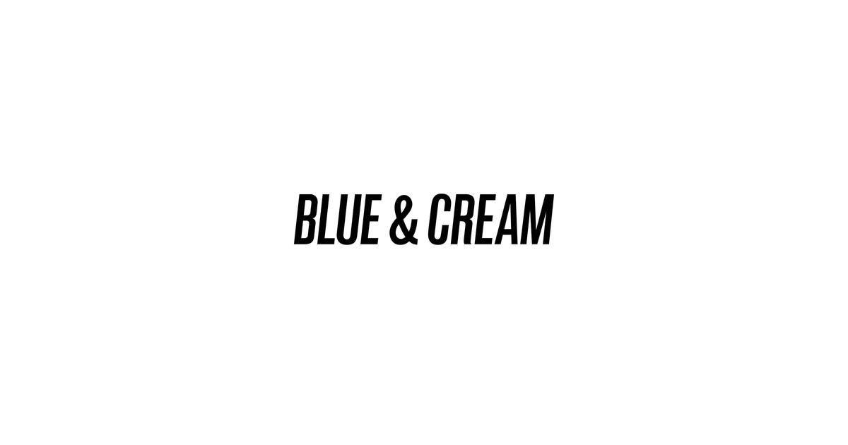 Blue&Cream Discount Code 2021
