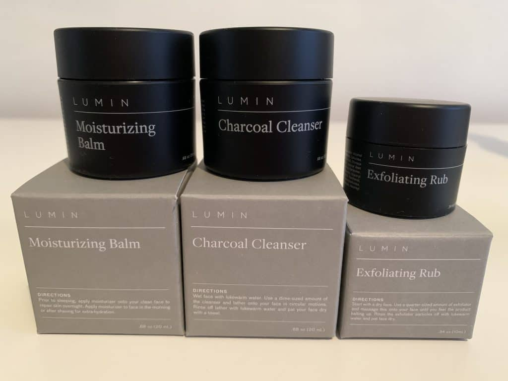 Cleansers & Mosturizers