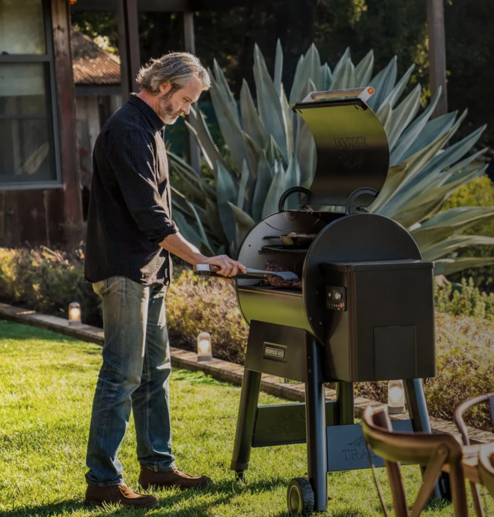 Traeger Grills - wood fired grills