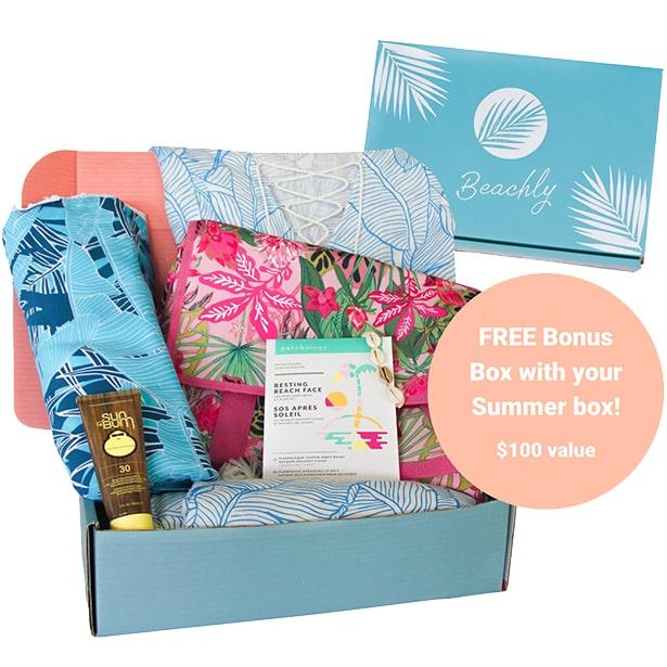 Learn the Mystery Behind Beachly Summer Box