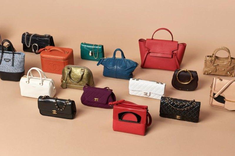 Rebag Bags Collection