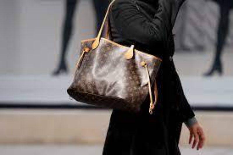 Louis Vuittin Tote Bag