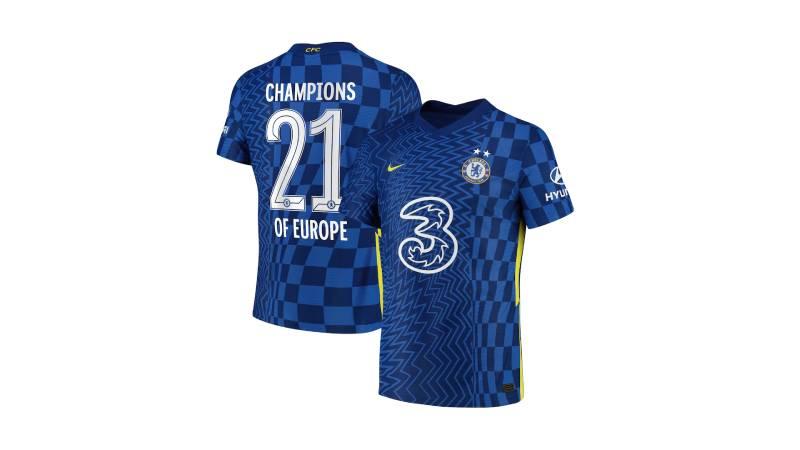 Chelsea Megastore Jerseys 2021