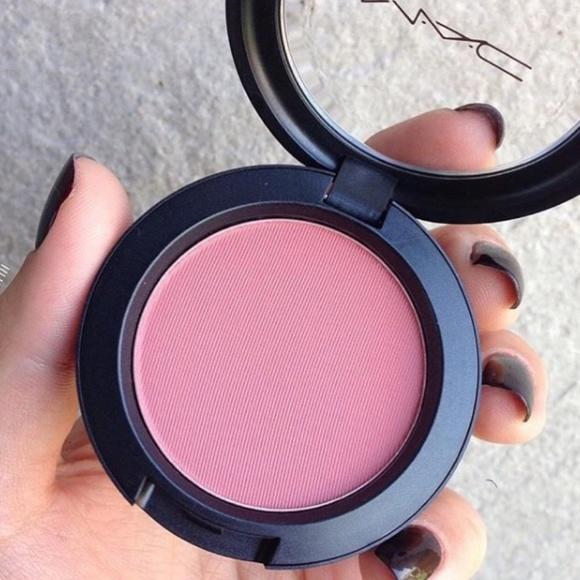 MAC Blush In Desert Rose