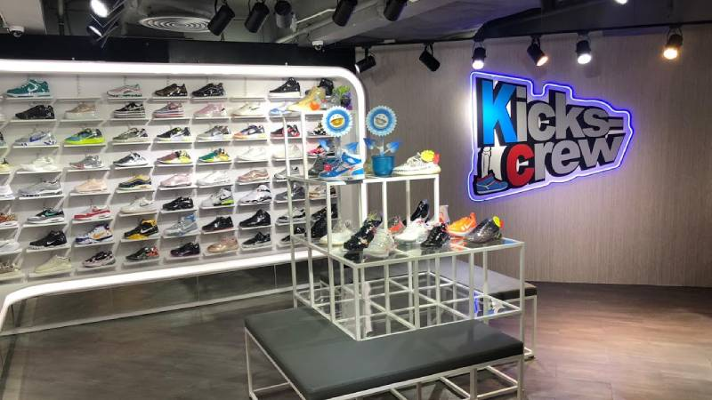 KicksCrew Store