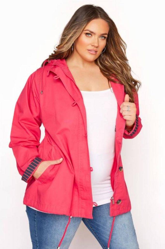 Warm Plus Size Coats