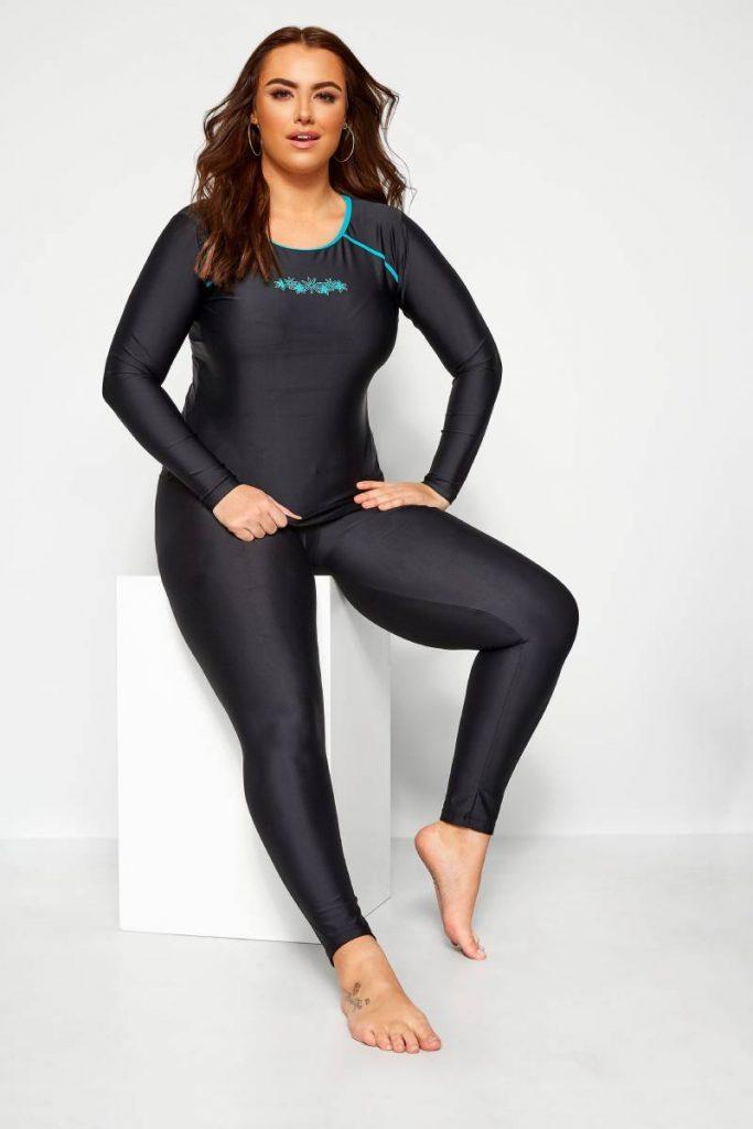 Summer Plus Size Swimwear