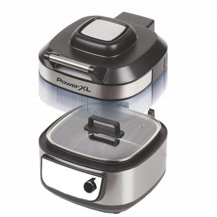 Power XL Grill Air Fryer Combo